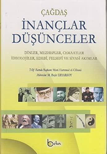 9786054486472: Cagdas Inanclar Dusunceler (2 Cilt Takim)