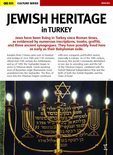 9786054541164: Jewish Heritage in Istanbul and Turkey