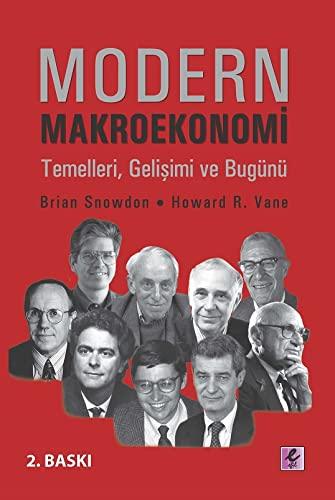 9786054579174: Modern Makroekonomi