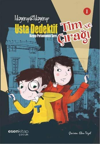 9786054609710: Usta Dedektif Tim ve Ciragi 1