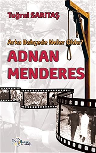 9786054686285: Adnan Menderes