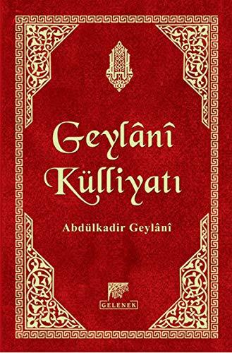 9786054810147: Geylani Kulliyati