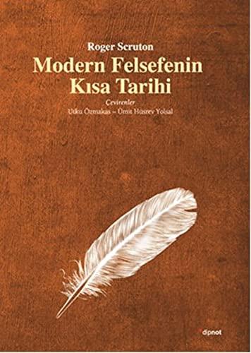 9786054878482: Modern Felsefenin Kisa Tarihi