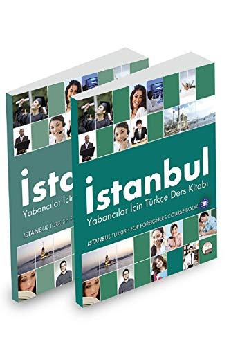 9786054892037: Turkish istanbul b1, for Foreigners Istanbul Pre-intermediate B1 Course Book with Audio Cd + Workbook