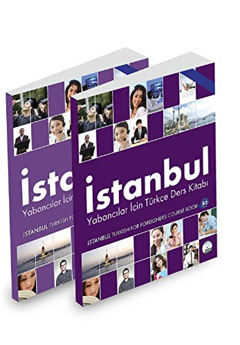 9786054892044: Turkish for Foreigners Istanbul Intermediate B2 Course Book with Audio Cd + Workbook