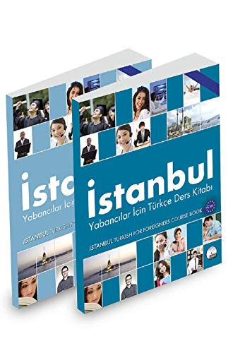 9786054892068: Turkish istanbul C1, for Foreigners Istanbul Upper Intermediate & Advanced C1 & C1+ Course Book with Audio Cd + Workbook 352