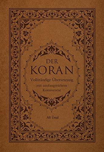 9786054973033: Der Koran: Vollständige Übersetzung mit umfangreichem Kommentar (Cubiertas surtidas)
