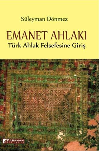 9786054989409: Emanet Ahlaki