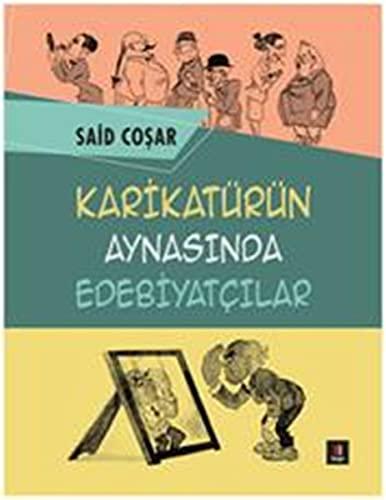 9786055107727: Karikatürün Aynasinda Edebiyatcilar