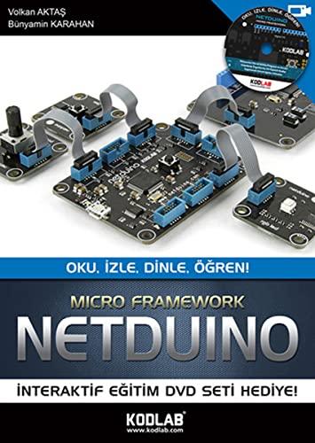 9786055201197: Netduino