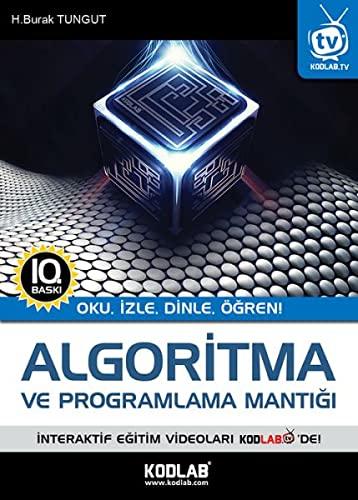 9786055201241: Algoritma ve Programlama Mantigi