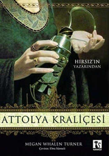9786055506063: Attolya Kralicesi