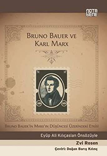 9786055513283: Bruno Bauer ve Karl Marx