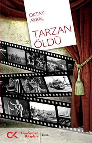 9786055525118: Tarzan Öldü