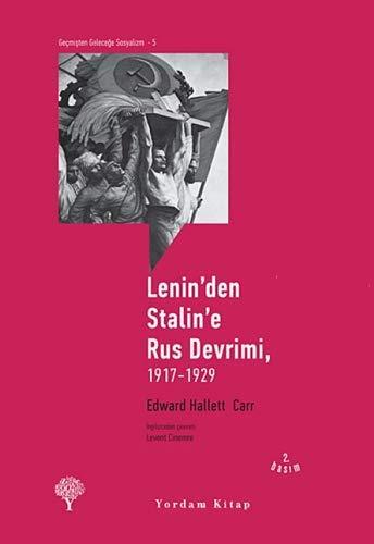 9786055541217: Lenin'den Stalin'e Rus Devrimi 1917-1929