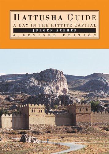 9786055607586: Hattusha Guide: A Day in the Hittite Capital