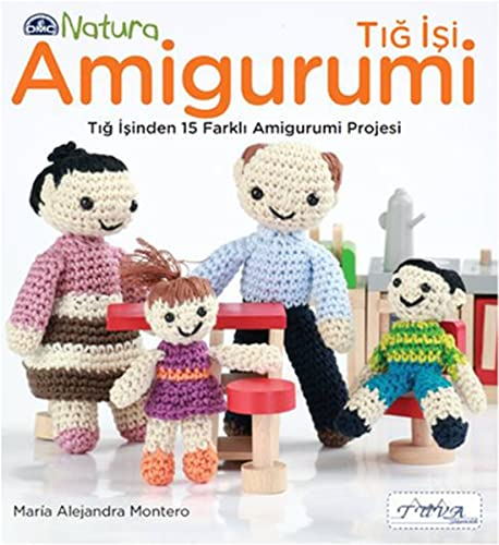 9786055647568: Crochet Amigurumi: 15 Different Amigurumi Projects to Crochet