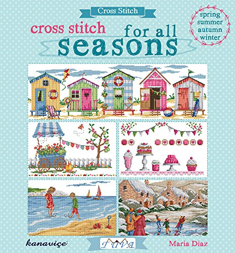 9786055647957: Cross Stitch for All Seasons
