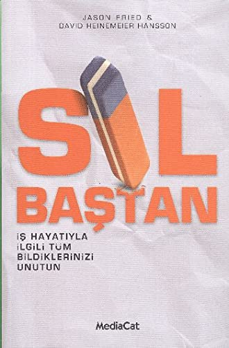 9786055755768: Sil Bastan
