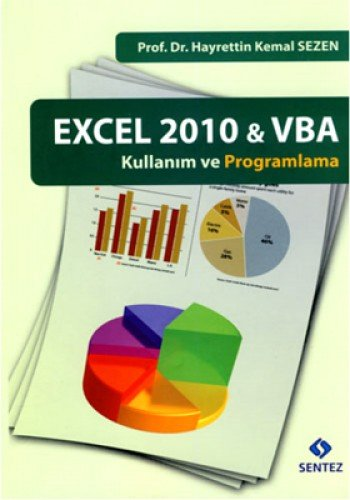 9786055790271: EXCEL 2010 & VBA Kullanim ve Programlama