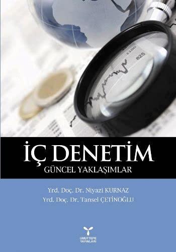 9786055936341: Ic Denetim - Güncel Yaklasimlar