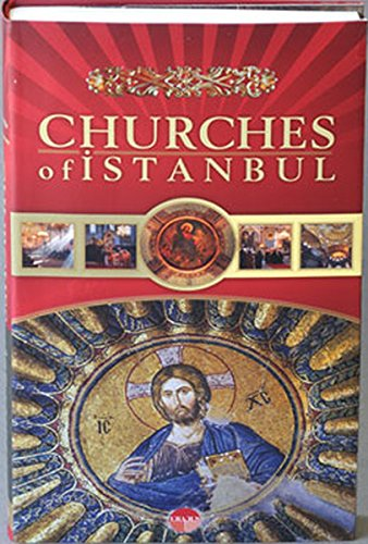 9786055940010: Churches of Istanbul