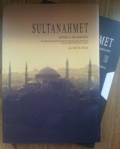 9786055990008: Sultanahmet Historical Area Research