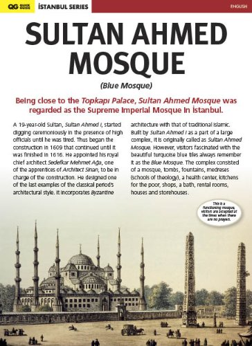 9786056062971: Sultan Ahmed Mosque (Blue Mosque) in Istanbul