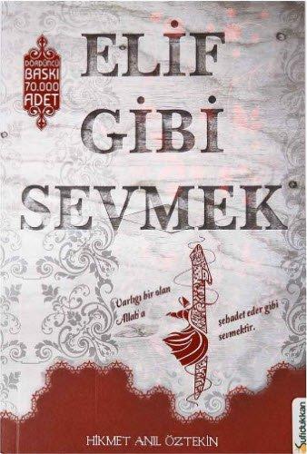 9786056253874: Elif Gibi Sevmek