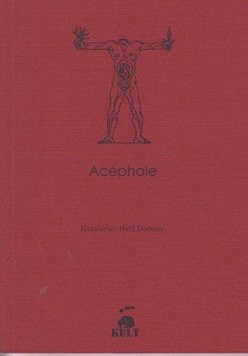 9786058586017: Acephale