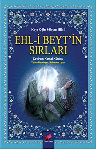 9786058602694: Ehl-i Beytin Sirlari