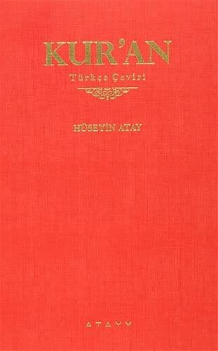 9786058624979: Kuran T�rkce Ceviri: Ciltli Kitap - K�c�k Boy