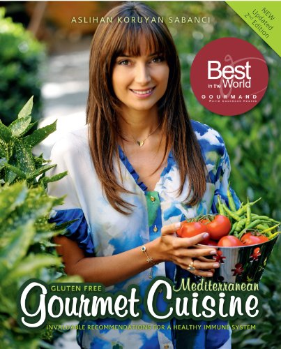 9786058882614: Gluten Free Mediterranean Gourmet Cuisine: Invaluable Recommendations for a Healthy Immune System