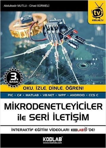 9786059118446: Mikrodenetleyiciler ile Seri Iletisim