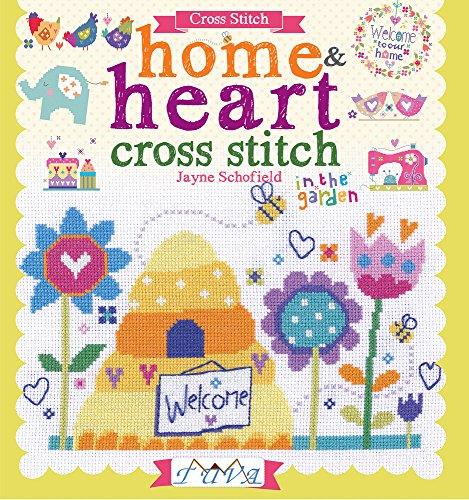 9786059192019: Home & Heart Cross Stitch