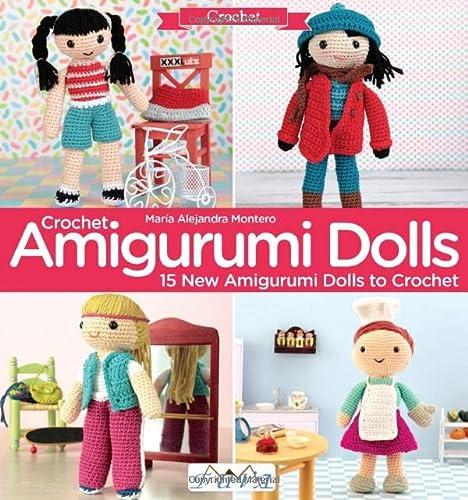 9786059192057: Crochet Amigurumi Dolls