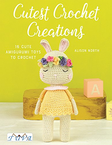 Create with Crochet: Amigurumi (4th Edition) | My Favourite Magazines | 500x389
