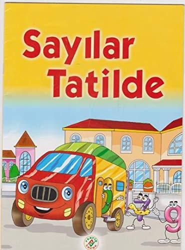 9786059937368: Sayilar Tatilde