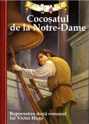 9786065883758: Cocosatul de la Notre-Dame Repovestire dupa romanul lui Victor Hugo - Deanna Mcfadden