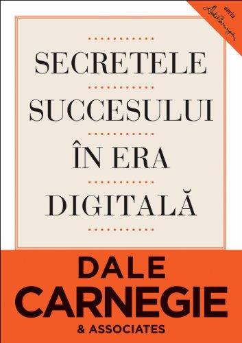 9786065884786: Secretele succesului in era digitala (Romanian Edition)
