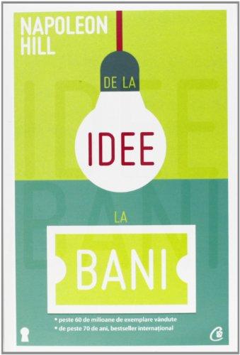 9786065884892: DE LA IDEE LA BANI EDITIA 2