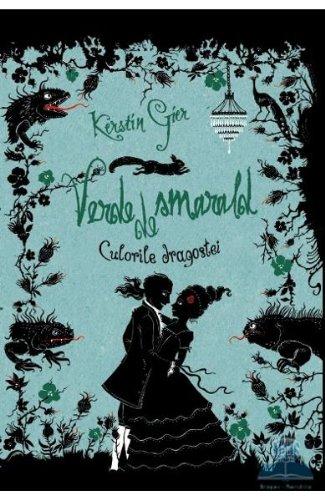 9786066007412: Verde de smarald, Culorile dragostei, Vol. 3 (Romanian Edition)