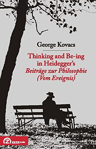 9786066970068: Thinking and be-Ing in Heidegger's Beitrage Zur Philosophie (Vom Ereignis) (Heidegger Research)