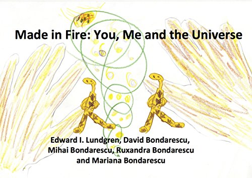 9786067250626: Made in Fire: You, me, and the Universe