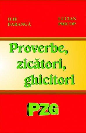 9786068023328: Proverbe, zicatori, ghicitori