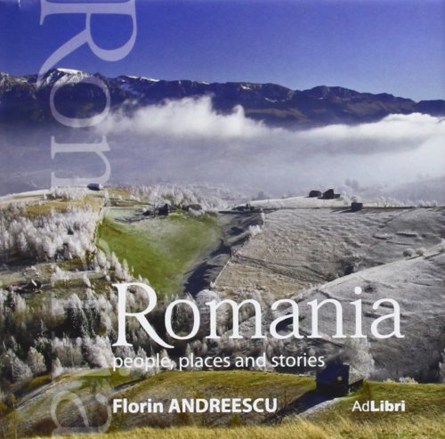 Romania. People, Places and Stories: Mariana Pascaru, Florin