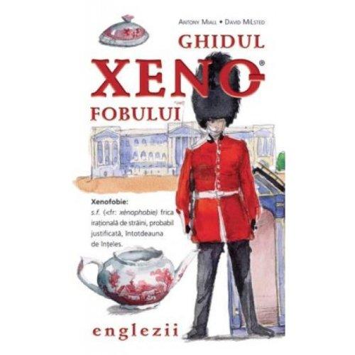 9786069208717: GHIDUL XENOFOBULUI - ENGLEZII