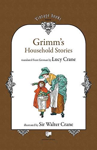 9786069225370: Grimm's Household Stories (Vintage books ~ restored)