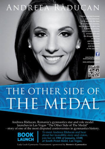 9786069318836: The other side of the medal, Andreea Raducan