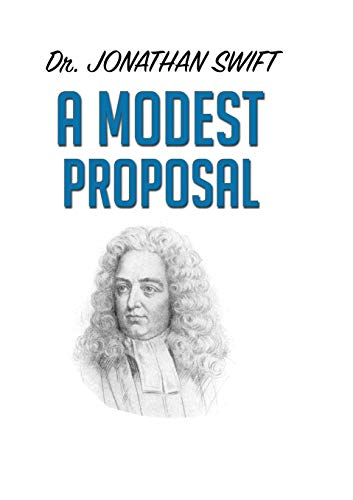 9786069831106: A Modest Proposal